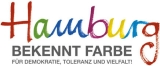 Hamburg bekennt Farbe Logo